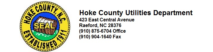 Hoke County, NC - Official Website